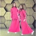 晴雨共舞裙裝風雨衣(兩件式) 裙裝雨衣 雨衣