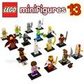 樂高積木 71008 人偶包 13代 齊全 16隻一組 ( LEGO Minifigures 13 )