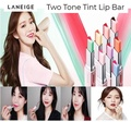 ★ LANEIGE ★Laneige  ★ Two Tone Tint Lip Bar ★korea