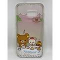 Samsung s7 正版拉拉熊/搖搖馬/米老鼠 軟套 二手95%新