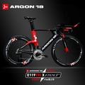 ARGON18 E-119 碳纖維計時TT鐵三自行車IRONMAN