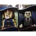 Lego Vampire Laval Alarm Clock 樂高 大人偶 電子鬧鐘 神獸 鬼屋夜光吸血鬼 萬聖誕節禮物