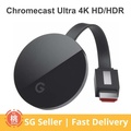Google Chromecast Ultra 4K Streaming Device