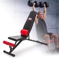 BH L86多功能重訓椅/舉重床