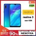 Realme 3 (RAM4+64)แถมฟรี!!เคสใส+ฟิล์มใสติดมาจากบริษัท
