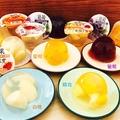 超值嘗鮮免運~《盛香珍》綜合/葡萄/蜜柑/白桃多果實果凍180g各6杯