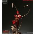 (現貨供應)Sideshow 台灣獨家代理BenToy 推薦鋼鐵蜘蛛人超大型全身雕像(全球限量1250隻)SC-6835