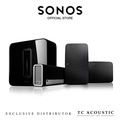 Sonos 5.1 with Play:5 Surrounds Black