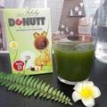 泰國 Donutt 高膳纖維酵素飲一盒10包