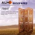 【ALMI】WORLD-3 PARTS ROTATING 造型屏風