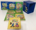 寰宇迪士尼美語 Let's Play 8片DVD(片況尚佳) Disney's World of English