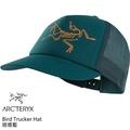 Arc'teryx 始祖鳥 男 BIRD TRUCKER HAT 卡車司機帽 棒球帽 網帽 迷惑藍 23968 綠野山房