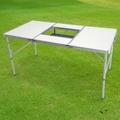 LIFECODEBBQ鋁合金折疊燒烤桌折疊桌烤肉桌
