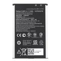 ASUS 華碩 ZD551KL電池 ZE600KL C11P1501 ZenFone2 Laser更換電池 蓄電不足