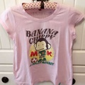 Banana Chips 猴子短袖T恤 S