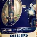 Philips X-treme Ultinon LED H4 東杰公司貨
