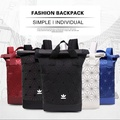 Adidas Issey Miyake 3D Trend classic Backpack large capacity Bag