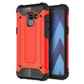 Bakeey Armor Shockproof Protective Case For Samsung Galaxy A8 Plus 2018