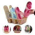 [INBIKE]鞋子立起來 直立式 拖鞋架 布鞋架 皮鞋架 鞋架 鞋子 收納架 三倍空間 耐用PP 透氣 鞋櫃可參考