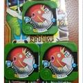 Z1 鯉魚王 第11彈 神奇寶貝 Tretta 綠光
