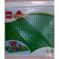 duplo LEGO  2304 Large Green Building Plate 綠色大底板