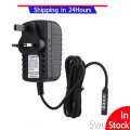 Sweatbuy 12 โวลต์ 2A Power Adapter แท็บเล็ตที่ชาร์จสำหรับ Microsoft Surface RT/RT2 UK Plug