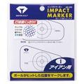 高爾夫球桿 桿面貼紙 擊球貼紙 適用鐵桿 20769