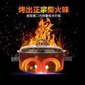 烤地瓜紅薯神器家用韓式燒烤鍋烤肉盤燒烤爐燒烤架烤番薯鍋YYS    易家樂