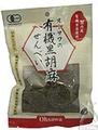 小澤小澤有機糙米黑芝麻糯米餅 60 克 Kyoto Uzumasa Shizenmura