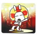 [台灣製] 【i2 艾思奎】兔斯基超薄高速滑鼠墊 - 搖滾的我