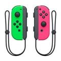 任天堂Joy-Con左右手把 - 電光綠、電光粉紅