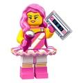 必買站 LEGO 71023_11 人偶抽抽包系列 粉紅髮女
