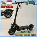 ★CHEAPEST★LOCAL SELLER★Dual sonic Electric Scooter Dark Knight fiido dyu tempo