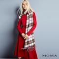 (網路獨賣)MOMA 抽繩傘狀長洋裝