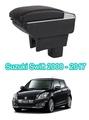 ที่ท้าวแขน ที่วางแขน  ที่พักแขน ในรถ Suzuki Swift 2008-2017 มี USB 7  ช่อง  / ARMREST CONSOLE BOX