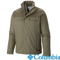 Columbia哥倫比亞-快排防潑單件式外套-男-(軍綠色/UWM54250AG)