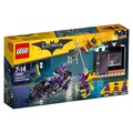 LEGO 樂高 Batman Movie Catwoman Catcycle Chase 70902
