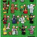 Lego 71002 - 11代人偶