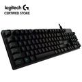 Logitech G512 Romer-G Tactile Carbon RGB Mechanical Gaming Keyboard