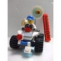 【積木2010-拆賣載具】Lego 樂高-全新-城市系列 太空人+登月車 套組 (60077)