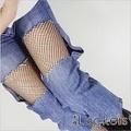 【Lockers 木櫃】鏤空性感顯瘦防勾絲網襪-三款(小網)