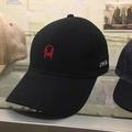 [有種唱片] 絕版品 Owsla logo 復古老帽/黑紅  [100%官方正品]