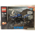 [拓伊城堡] LEGO 樂高 42063 科技系列 TECHNIC BMW R 1200 GS Adventure