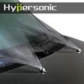 【Hypersonic】R式汽車雨刷噴水頭(2入/黑色)