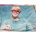 ✨送防輻射貼+扇子 防彈 BTS 朴智旻 毛毯  iring  撲克牌