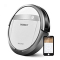 ECOVACS DEEBOT M87 Robotic Vacuum Cleaner, White/Grey - intl