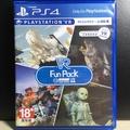 【阿杰收藏】PS4 VR 綠洲遊戲 中文版 VR集錦 Fun Pack 【PS4中古】 PS4 二手 遊戲