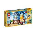 周周GO玩具森林  LEGO CREATOR 31063 海濱度假