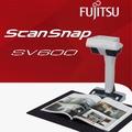 *大賣家* FUJITSU ScanSnap SV600 非接觸式書本掃描器(含稅),請先詢問庫存