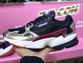 KUMO SHOES- Adidas Originals Falcon Cg6213 女孩 老爹鞋 愛迪達 藍銀